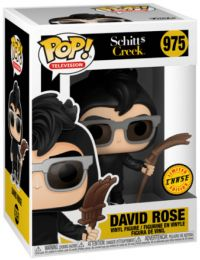 Figurine Funko Pop Bienvenue à Schitt's Creek #975 David Rose [Chase]