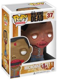 Figurine Funko Pop The Walking Dead #37 Michonne's Pet 1