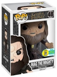 Figurine Funko Pop Game of Thrones 9483 - Mag le Puissant (48) pas chère