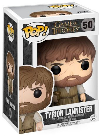 Figurine Funko Pop Game of Thrones #50 Tyrion Lannister