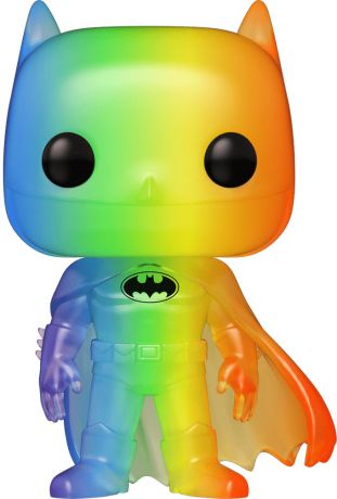 Figurine Funko Pop It Gets Better Project #141 Batman - Arc-en-ciel