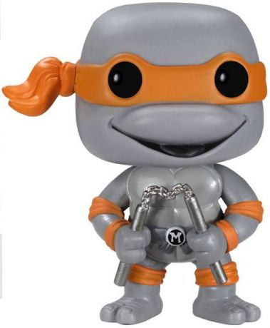 Figurine Funko Pop Tortues Ninja #62 Michelangelo