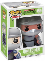 Figurine Funko Pop Tortues Ninja #65 Shredder