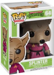 Figurine Funko Pop Tortues Ninja #64 Splinter