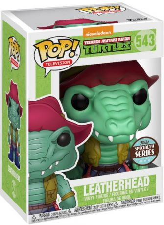 Figurine Funko Pop Tortues Ninja #543 Leatherhead