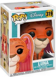 Figurine Funko Pop Elena d'Avalor [Disney] #319 Luna