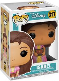 Figurine Funko Pop Elena d'Avalor [Disney] #317 Isabel