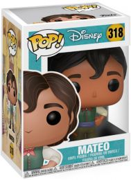 Figurine Funko Pop Elena d'Avalor [Disney] #318 Mateo