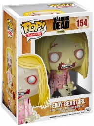 Figurine Funko Pop The Walking Dead #154 Teddy Bear Girl