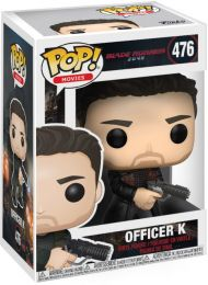 Figurine Funko Pop Blade Runner 2049 #476 Officier K
