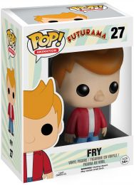 Figurine Funko Pop Futurama #27 Fry