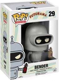 Figurine Funko Pop Futurama #29 Bender