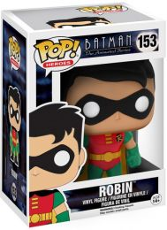 Figurine Funko Pop Batman : Série d'animation [DC] #153 Robin