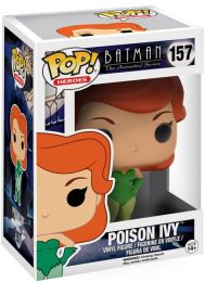 Figurine Funko Pop Batman : Série d'animation [DC] #157 Poison Ivy