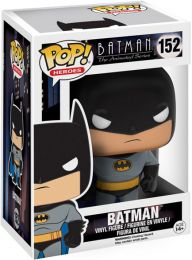 Figurine Funko Pop Batman : Série d'animation [DC] #152 Batman