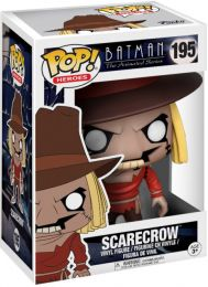 Figurine Funko Pop Batman : Série d'animation [DC] #195 Scarecrow