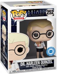 Figurine Funko Pop Batman : Série d'animation [DC] #252 Harleen Quinzel