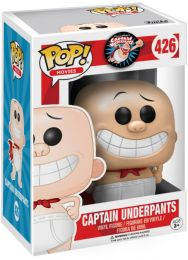 Figurine Funko Pop Capitaine Superslip #426 Capitaine Superslip