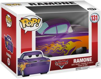 Figurine Funko Pop Cars [Disney] #131 Ramone