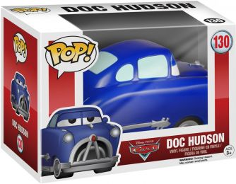 Figurine Funko Pop Cars [Disney] #130 Doc Hudson
