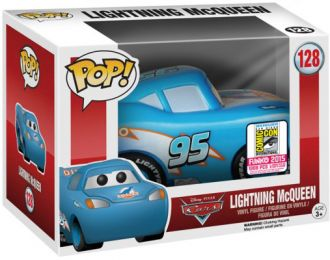 Figurine Funko Pop Cars [Disney] #128 Flash McQueen