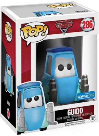 Figurine Funko Pop Cars [Disney] #286 Guido