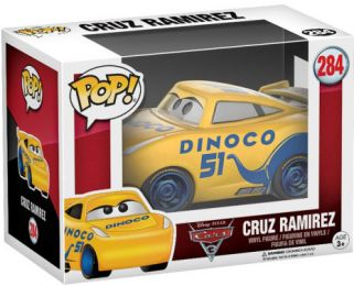 Figurine Funko Pop Cars [Disney] #284 Cruz