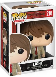 Figurine Funko Pop Death Note #216 Light