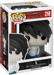 Figurine Funko Pop Death Note #218 L