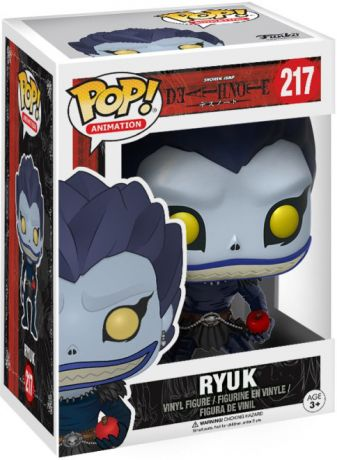 Figurine Funko Pop Death Note #217 Ryuk