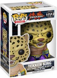Figurine Funko Pop Tekken #172 Tekken King