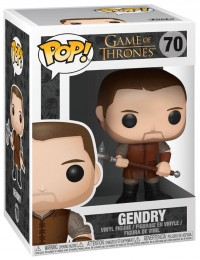 Figurine Funko Pop Game of Thrones 34620 - Gendry (70) pas chère