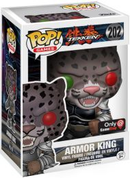 Figurine Funko Pop Tekken #202 Armor King