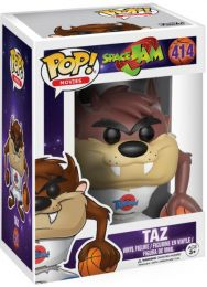 Figurine Funko Pop Space Jam #414 Taz