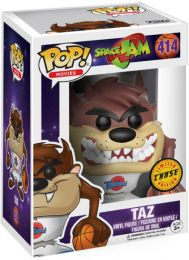 Figurine Funko Pop Space Jam #414 Taz [Chase]