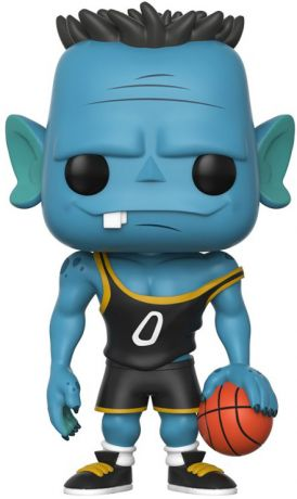 Figurine Funko Pop Space Jam #417 M3 (Blue Monstar)
