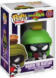 Figurine Funko Pop Space Jam #415 Marvin le Martien