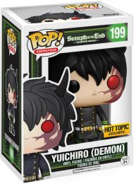 Figurine Funko Pop Seraph of the End #199 Yuichiro