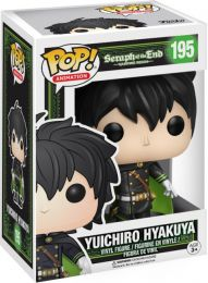 Figurine Funko Pop Seraph of the End #195 Yuichiro Hyakuya