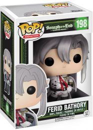 Figurine Funko Pop Seraph of the End #198 Ferid Bathory
