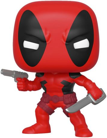 Figurine Funko Pop Marvel Comics #546 Deadpool