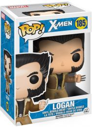 Figurine Funko Pop X-Men [Marvel] #185 Logan