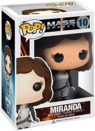 Figurine Funko Pop Mass Effect #10 Miranda