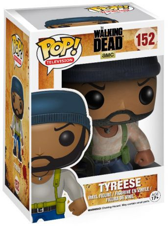 Figurine Funko Pop The Walking Dead #152 Tyreese Williams