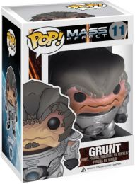 Figurine Funko Pop Mass Effect #11 Grunt