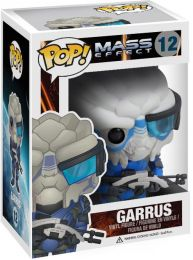 Figurine Funko Pop Mass Effect #12 Garrus