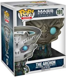 Figurine Funko Pop Mass Effect #191 Archon - 15 cm