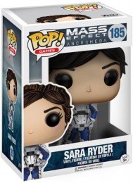 Figurine Funko Pop Mass Effect #185 Sara Ryder