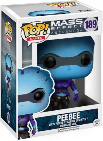 Figurine Funko Pop Mass Effect #189 PeeBee