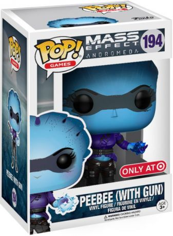 Figurine Funko Pop Mass Effect #194 PeeBee